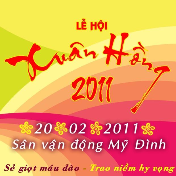 Xuân Hồng 2011
