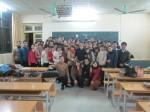 Thạc sỹ 01A với Thầy Cường