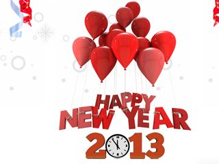 Happy new year 2013 - 3