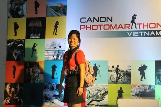 Anh Nguyet_Marathon Canon