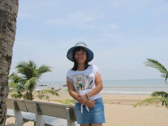 AnhNguyet_bien Hai Tien