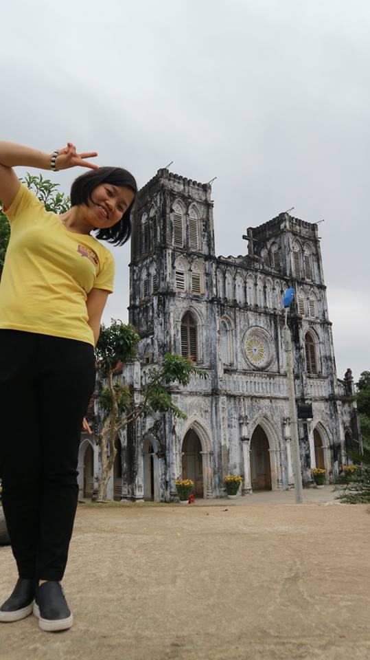 Nhà thờ Mằng Lăng Phú Yên